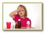 Що робити коли захворіла дитина