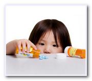Лечение отравлений у детей