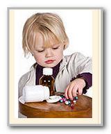 Лікування отруєнь у дітей