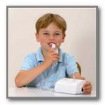 Небулайзерна терапія у дітей