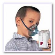 Небулайзерная терапия у детей