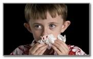 Носова кровотеча у дітей