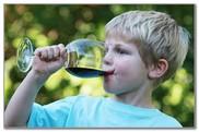Алкогольное отравление у детей